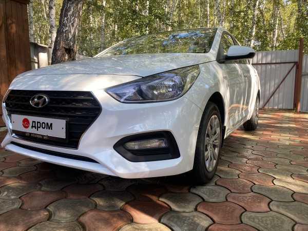 Hyundai Solaris, 2019 год, 815 000 руб.