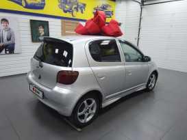 Свободный Toyota Vitz 2000