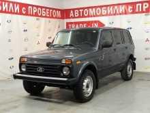 Москва 4x4 Урбан 2018