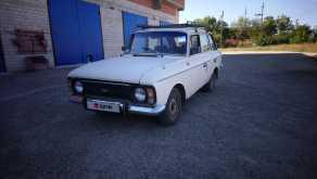 Каневская 2125 Комби 1983