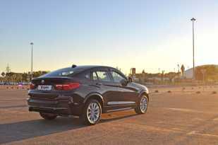 Краснодар BMW X4 2015
