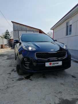 Екатеринбург Kia Sportage 2018