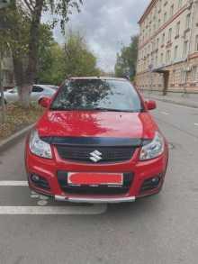 Москва SX4 2012