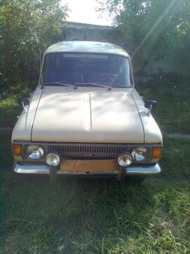 Шадринск 2125 Комби 1986