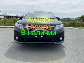 Владивосток Toyota Allion 2015