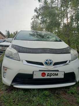 Усть-Илимск Toyota Prius 2011