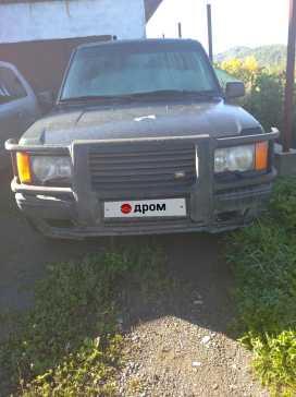 Горно-Алтайск Range Rover 1996