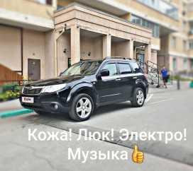 Новосибирск Forester 2010