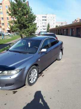 Черногорск Mazda6 2006
