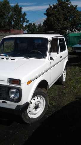 Петропавловск-Камчатский 4x4 2121 Нива 1984