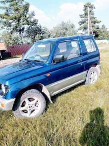 Чита Pajero Mini 1995