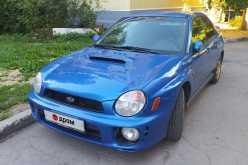 Рязань Impreza WRX 2002