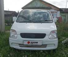 Миасс Wagon R Solio 2000