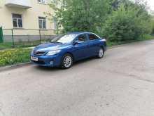 Екатеринбург Corolla FX 2010