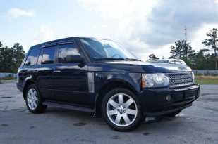 Берёзовский Range Rover 2008