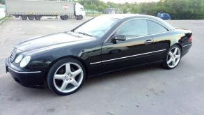 Москва CL-Class 2000