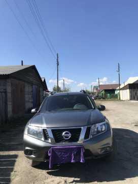 Кызыл Terrano 2015