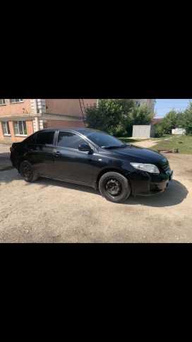 Елец Corolla 2008