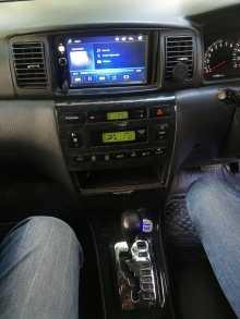 Челябинск Corolla Runx 2003