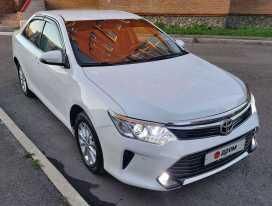 Новокузнецк Toyota Camry 2016