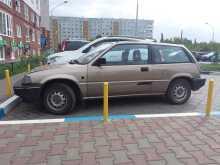 Омск Civic 1987