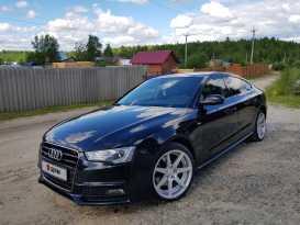 Нягань Audi A5 2013