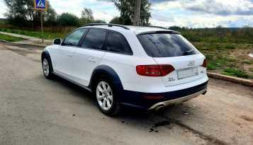 Пермь A4 allroad quattro