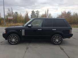Губкинский Range Rover 2008