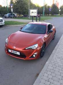 Краснодар GT 86 2012