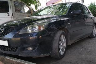Грозный Mazda3 2007