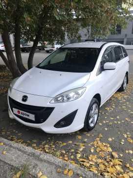 Барнаул Mazda Premacy 2012