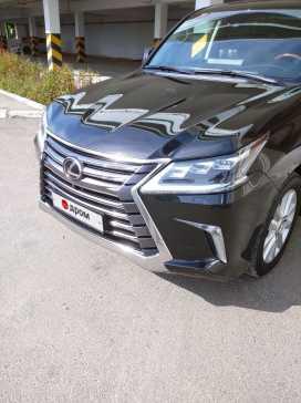 Владивосток Lexus LX450d 2015