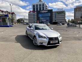 Чита Lexus GS450h 2013