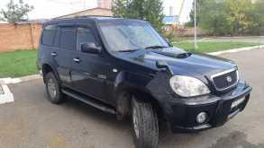 Омск Terracan 2003