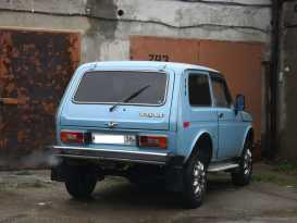 Ангарск 4x4 2121 Нива 1990
