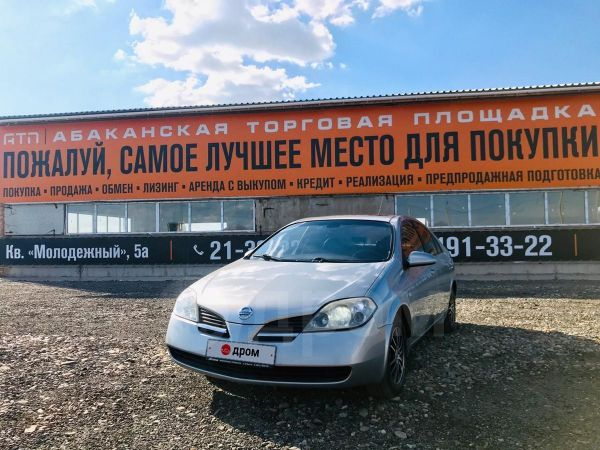 Nissan Primera, 2002 год, 319 000 руб.