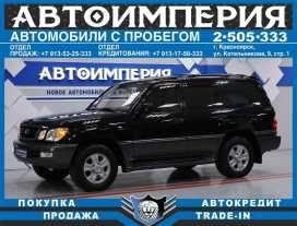 Красноярск LX470 2002