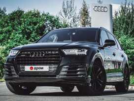 Хабаровск Audi Q7 2015