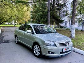 Новосибирск Avensis 2007