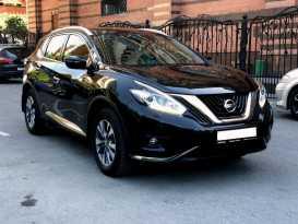 Омск Nissan Murano 2016