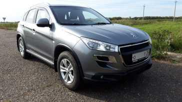 Кожевниково Peugeot 4008 2012