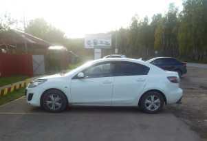 Абакан Mazda3 2011