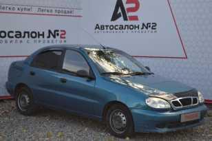 Нижний Новгород Lanos 2000