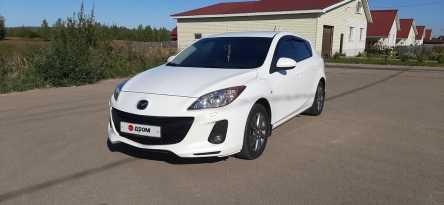 Лысково Mazda3 2012