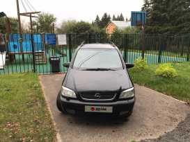 Москва Opel Zafira 2002