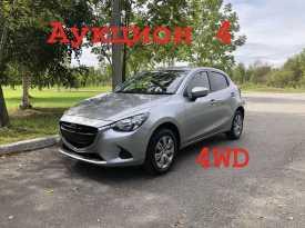 Хабаровск Mazda Demio 2016