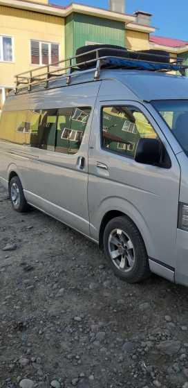 Кызыл Hiace 2008