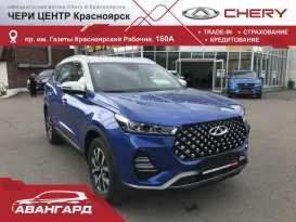 Красноярск Chery Tiggo 7 2020