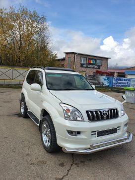 Тында Land Cruiser Prado