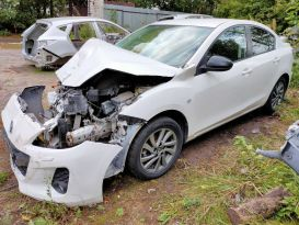 Нижний Новгород Mazda3 2013